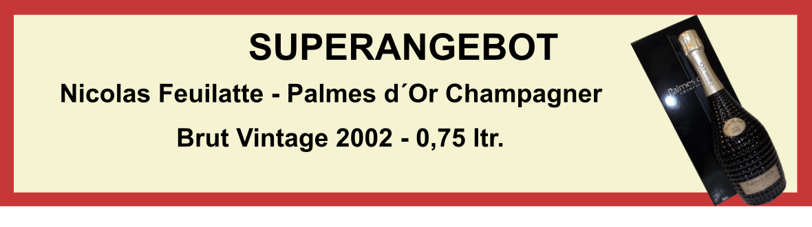 Werbung - Nicolas Feuilatte 2002