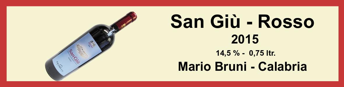 Werbung - big market San Giu